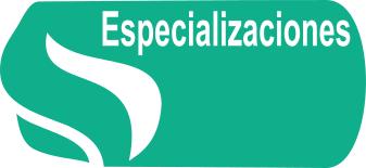 Especializaciones